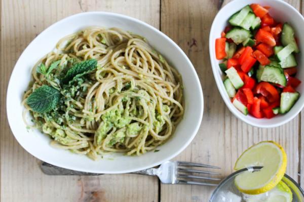 Foodblogger-Avocadocreme-Spaghetti-Rezept-1-header