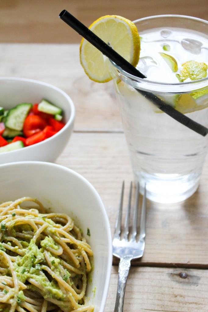 Foodblogger-Avocadocreme-Spaghetti-Rezept-3
