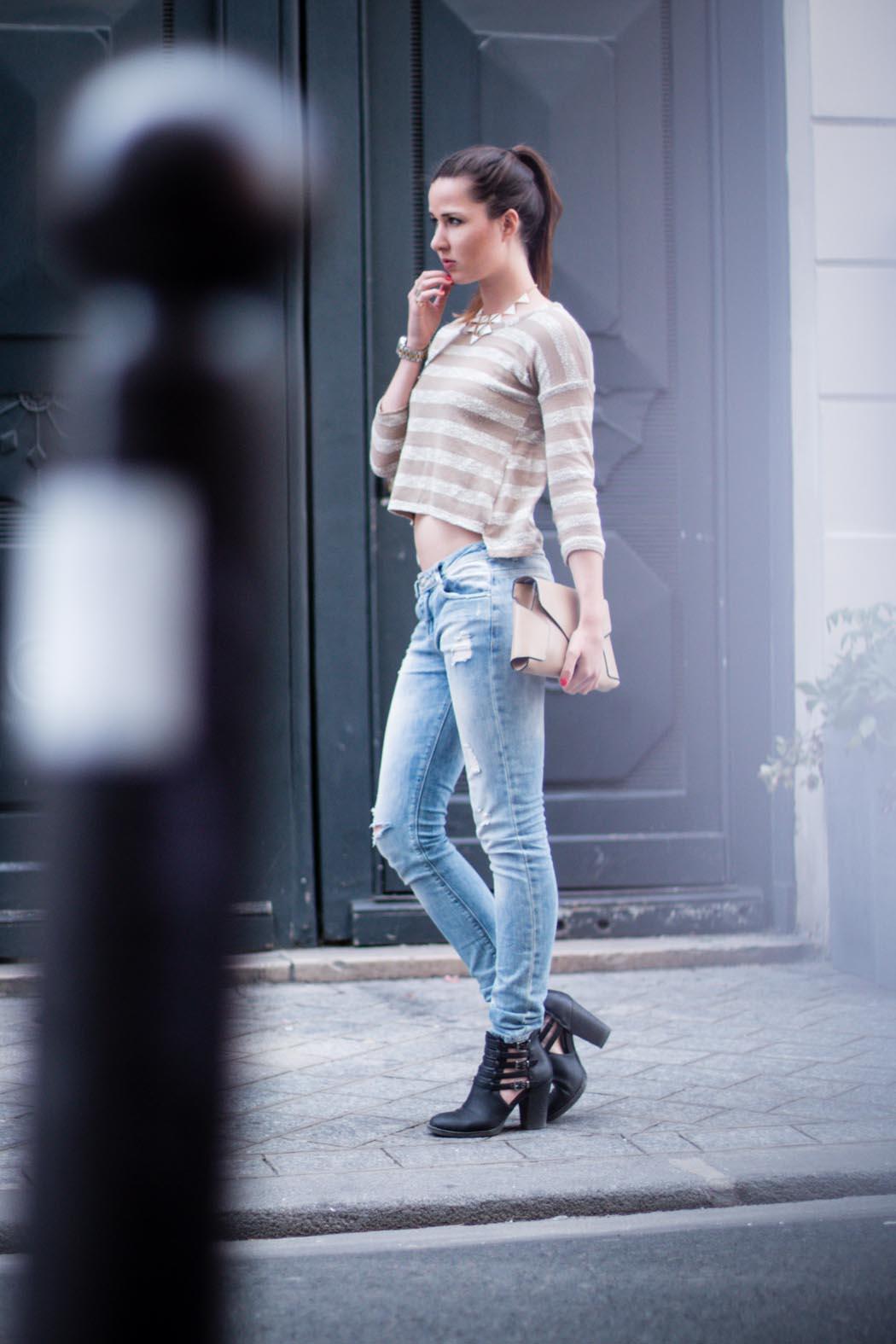 Lindarella-Fashionblogger-Paris-München-MIchael-Kors-Ripped-Jeans-3