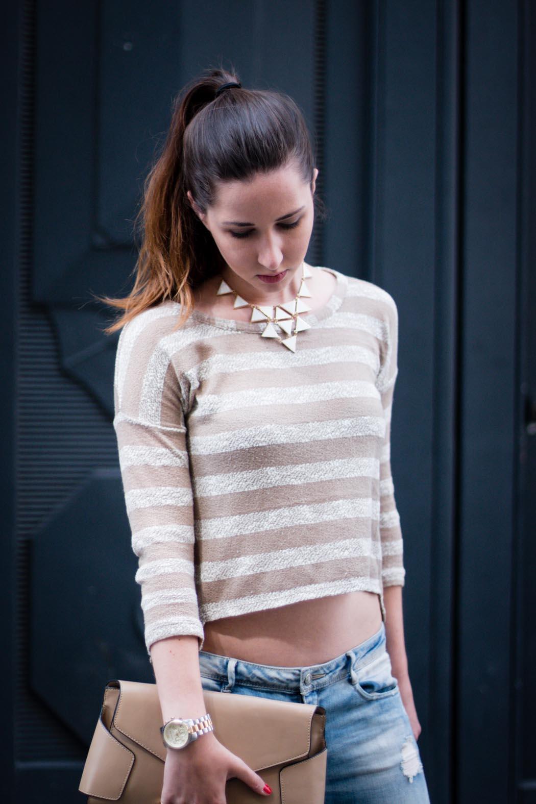 Lindarella-Fashionblogger-Paris-München-MIchael-Kors-Ripped-Jeans-5