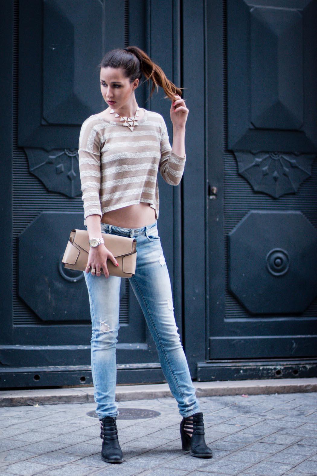 Lindarella-Fashionblogger-Paris-München-MIchael-Kors-Ripped-Jeans-7