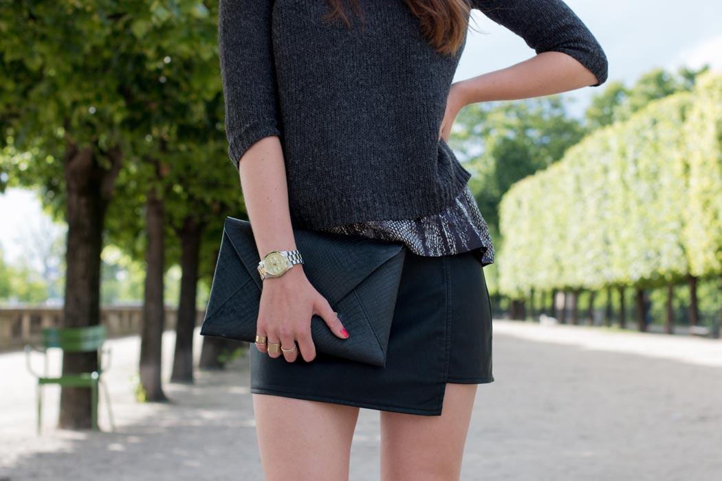 Lindarella-Paris-Fashionblogger-Michael-Kors-Bcbg-allblack-2
