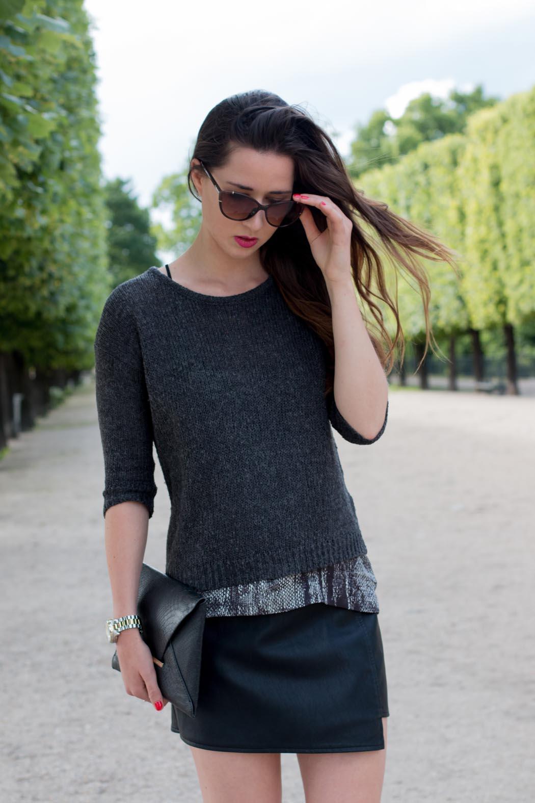 Lindarella-Paris-Fashionblogger-Michael-Kors-Bcbg-allblack-5