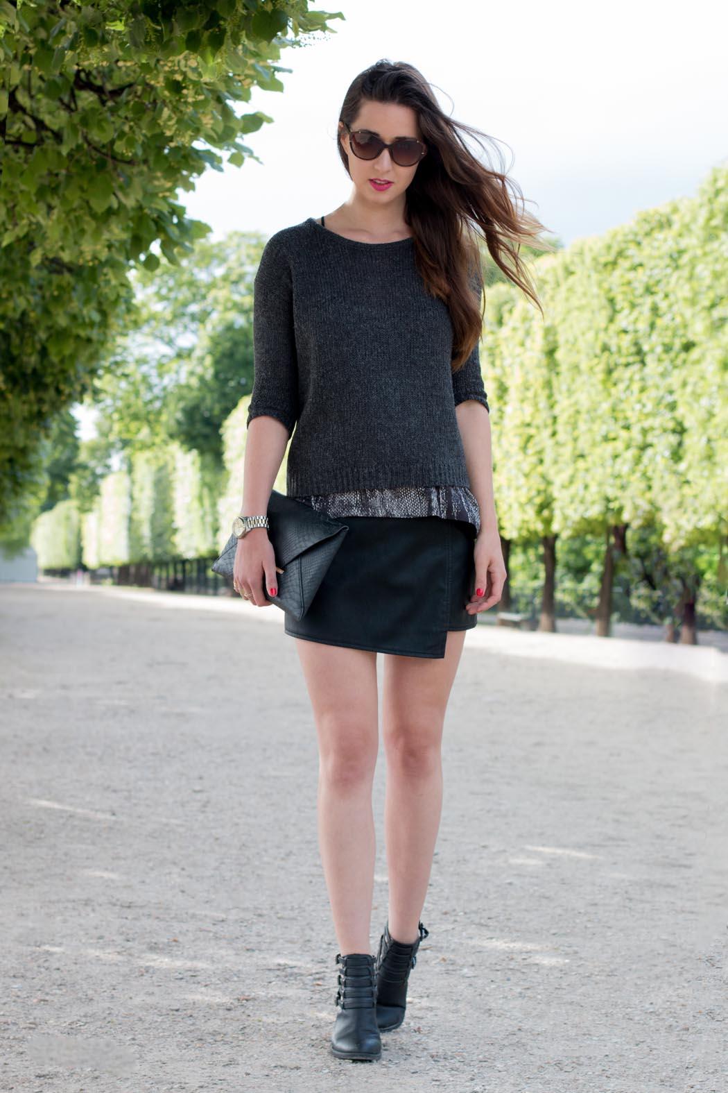 Lindarella-Paris-Fashionblogger-Michael-Kors-Bcbg-allblack-8