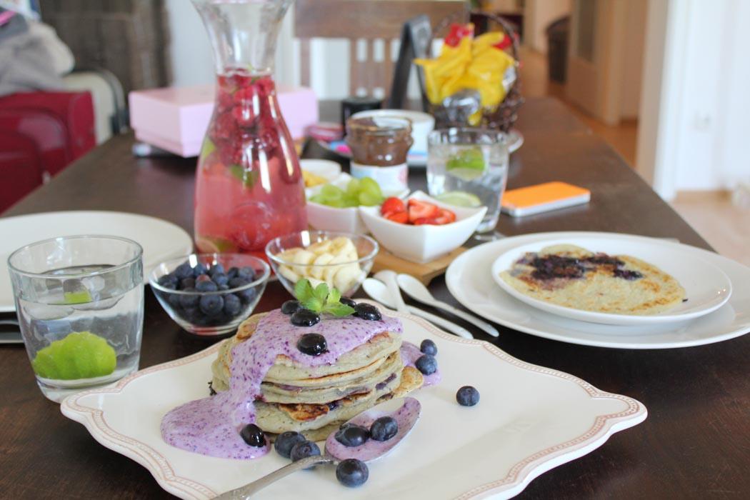 Rezept-Lindarella-Fitnessblogger-Foodblogger-Blueberry-Pancakes-Breakfast--5