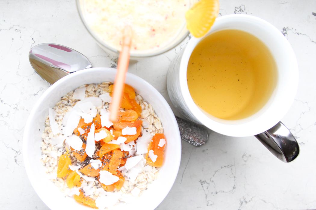 Frühstücksidee-Haferflocken-Oatmeal-Nektarine-Smoothie-Lindarella-3