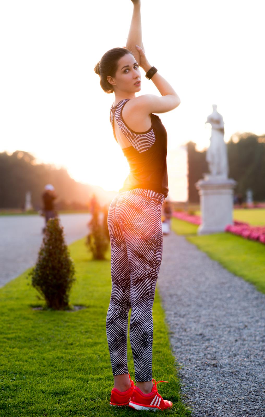Laufoutfit-Adidas-Pink-Orange-Laufjacke-Fitnessblogger-München-6