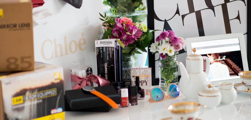 My birthday table lindarella fashion und fitness blog for 18 geburtstag deko ideen