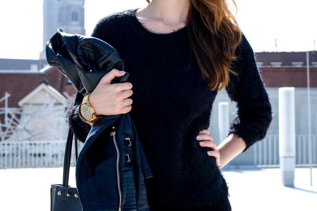 Schlangenpring-Leggins-Zara-Teddypulli-Nixon-Watch-Fashionblogger-München-10