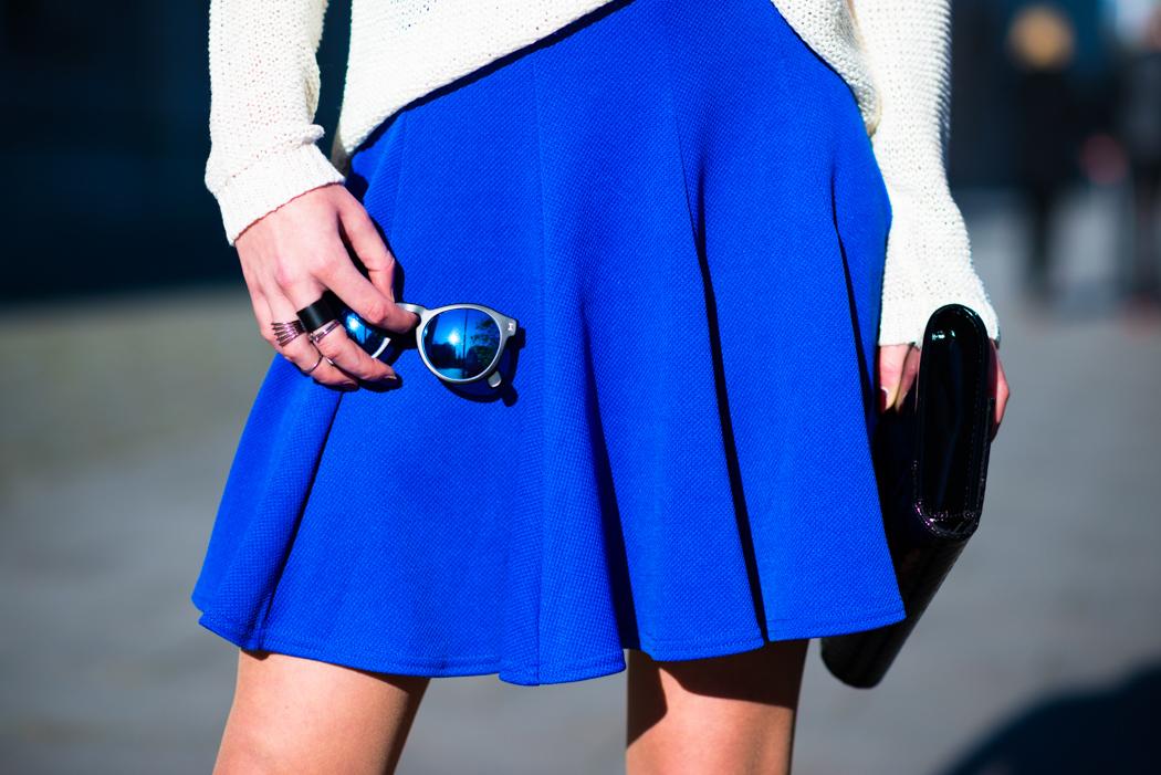 Blue-Skirt-Biker-Boots-Blugirl-Fashionblogger-Deutschland-6