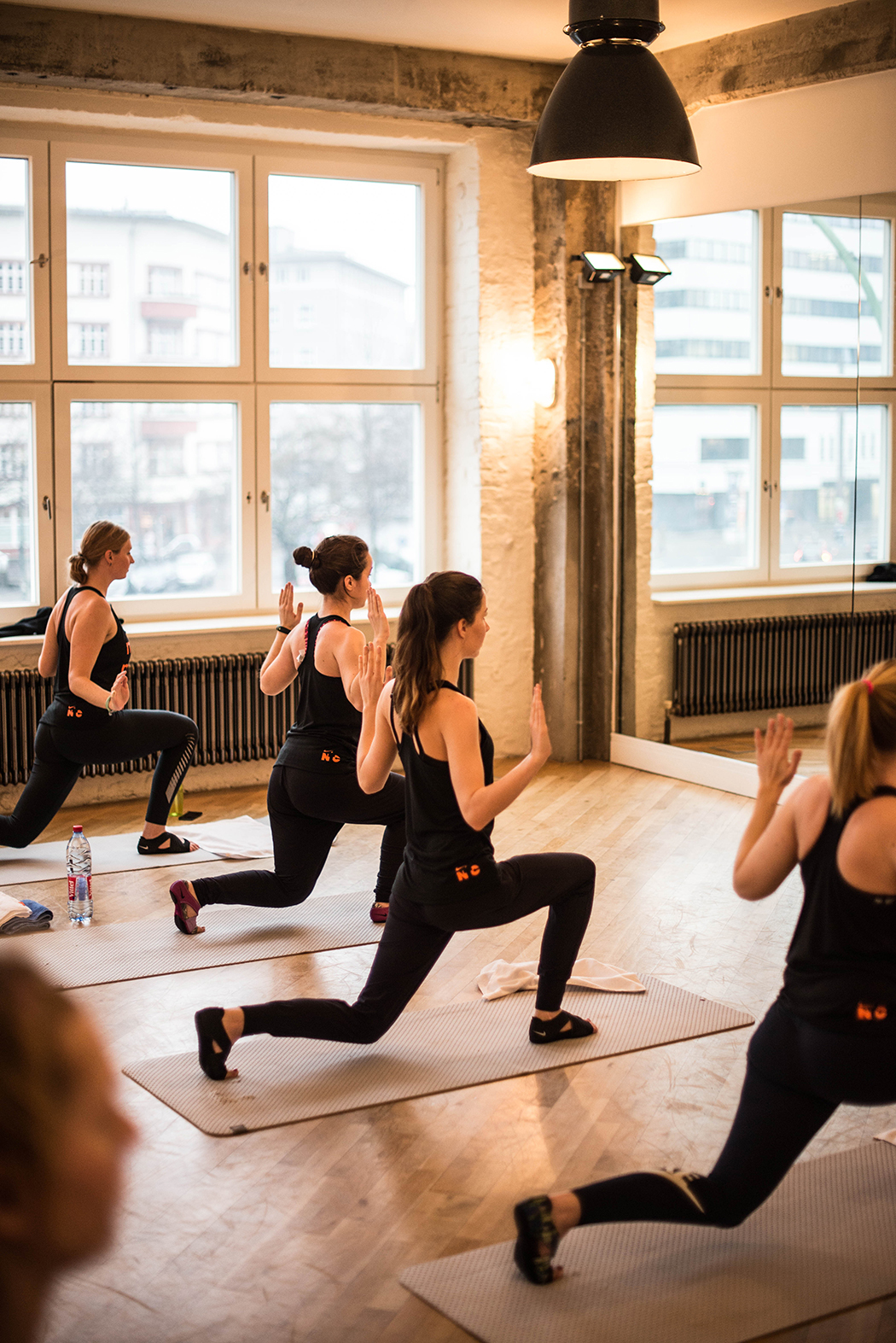NTC-Yoga-Workout-Soho-Haus-Berlin-Finessblogger-Deutschland-Lindarella-3