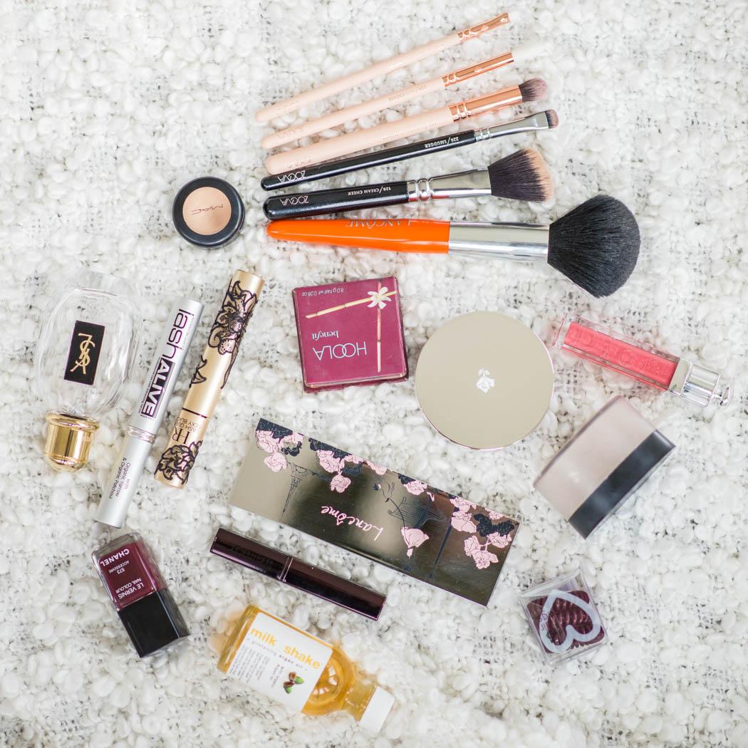 Beautyessentials-Fashionblogger-Lindarella-Beautyblogger-München-Deutschland-Zoeva-Pinseltest-Wimpernserum-Produkttest-1