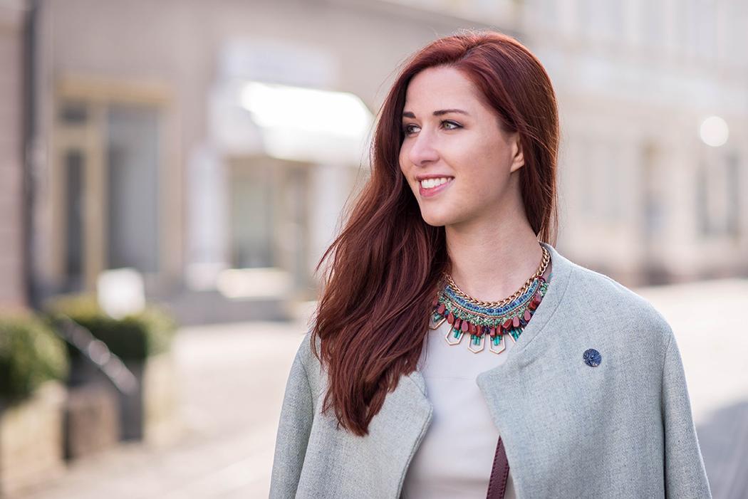 Lederkleid-beige-Zara-mint-Heels-Chloe-Marcie-weinrot-Fashionblogger-München-Fashionblog-Deutschland-Lindarella-6