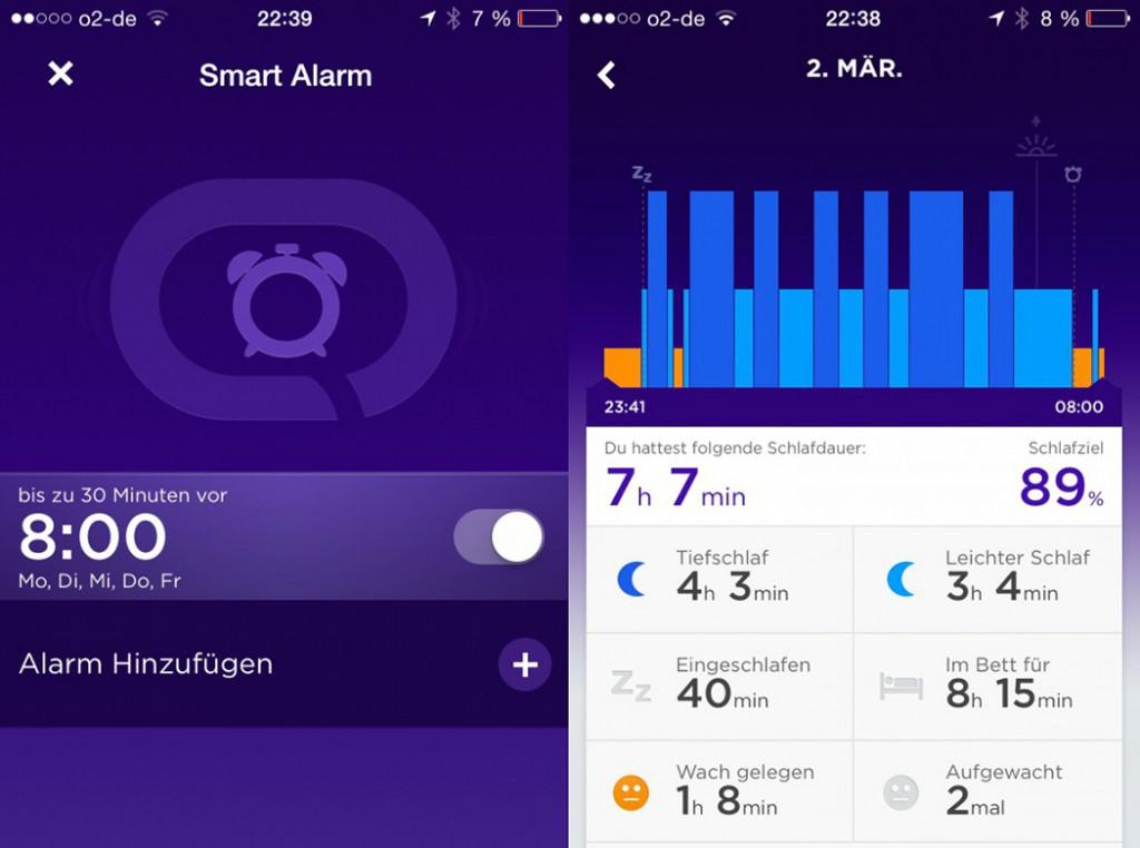 Jawbone-UP24-Schlafmodus-Smart-Alarm-Fitnessblogger-München-Deutschland-Fitnessblog-Lindarella