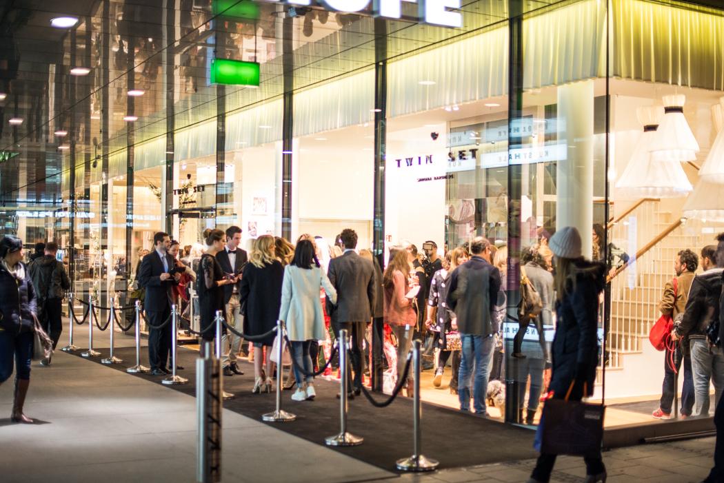 Twin-Set-Opening-München-Store-Munich-Monaco-Simona-Barbieri-Fashionblogger-München-Fashionblog-Deutschland-Blog-Lifestyle-Lindarella-1