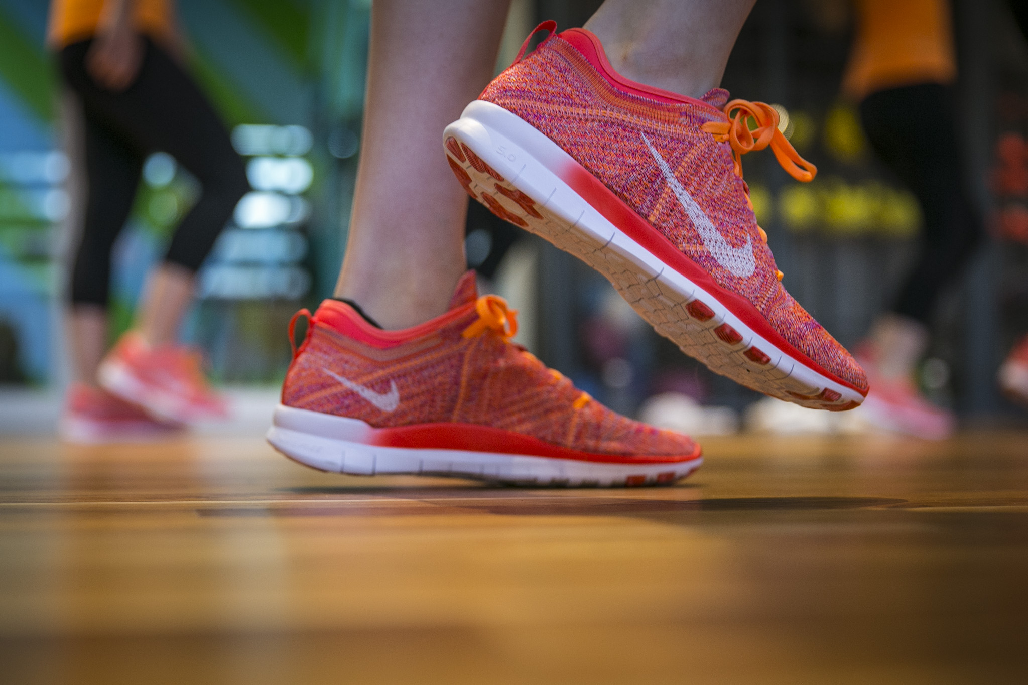 NIKE FREE TR 5 FLYKNIT PRE LAUNCH EVENT_10