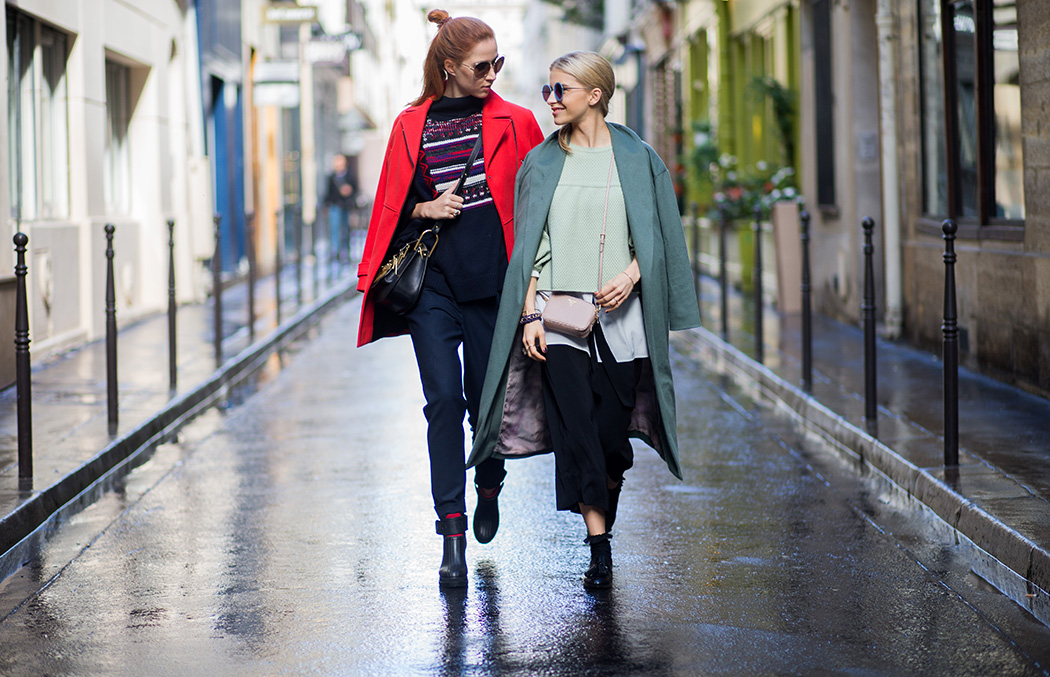 Fashionblog-Fashionblogger-Fashion-Blog-Blogger-Lifestyle-Lindarella-Linda-Sorel-PFW-Comptoir_de_cotonniers-roter_Mantel-Halfbun-München-Paris-Deutschland-130