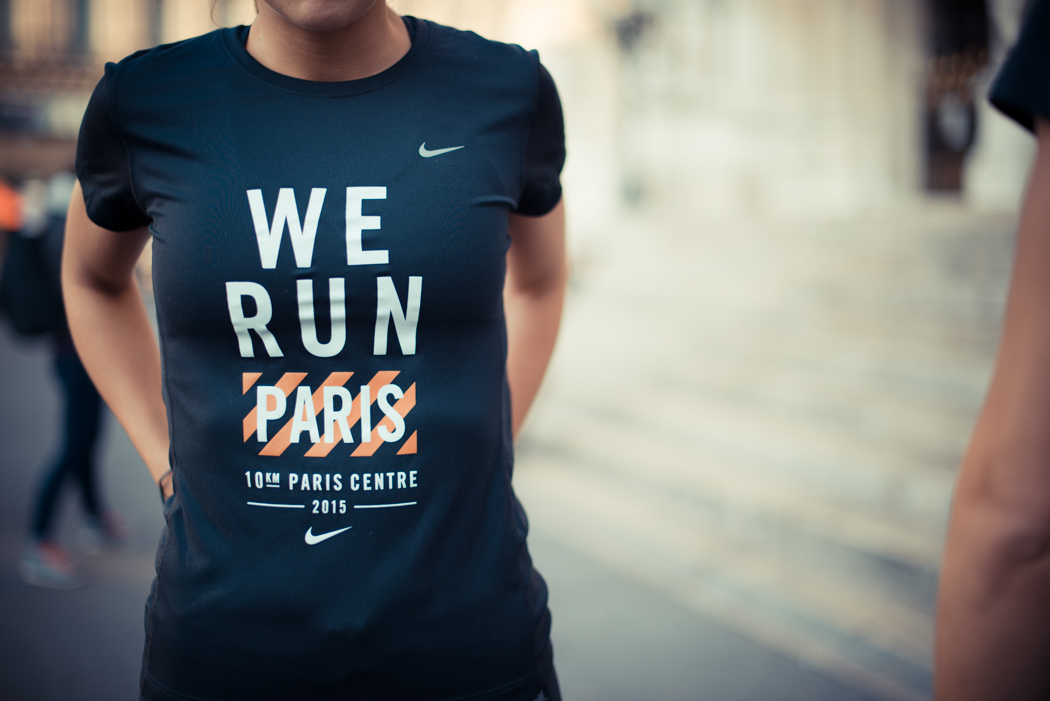 t shirt nike run paris