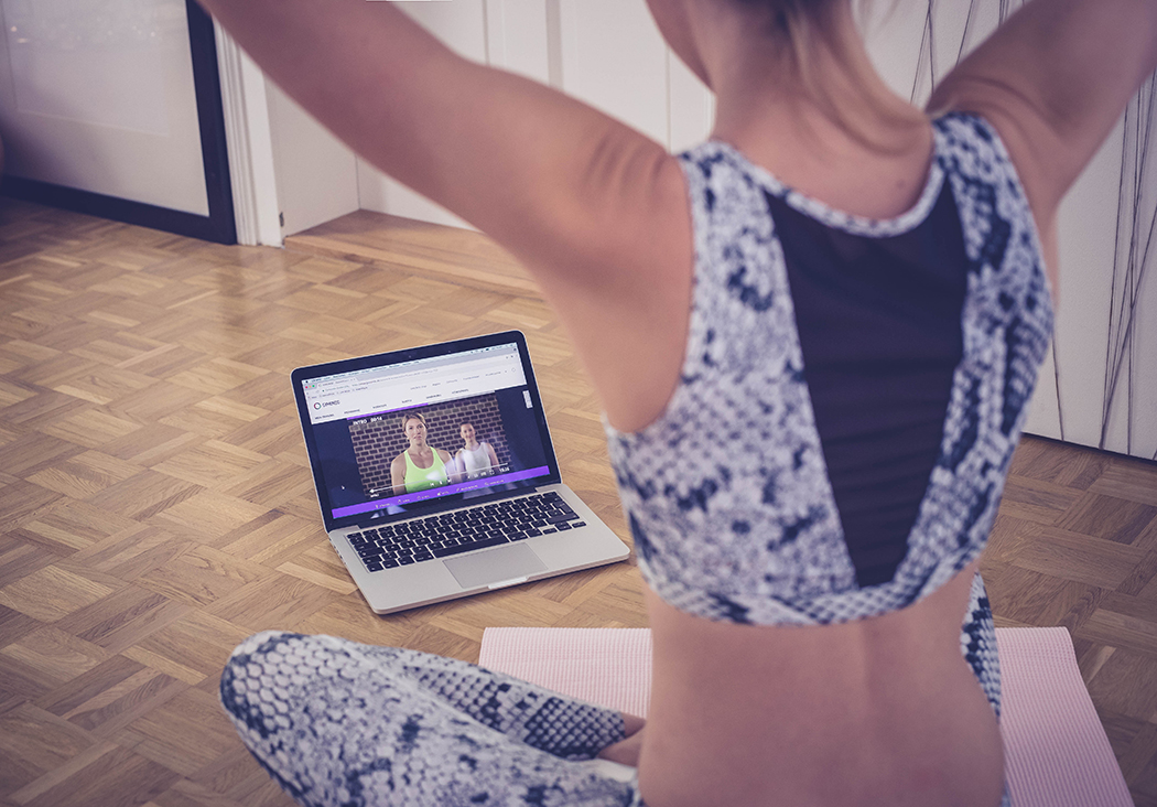 Home Workout Blog