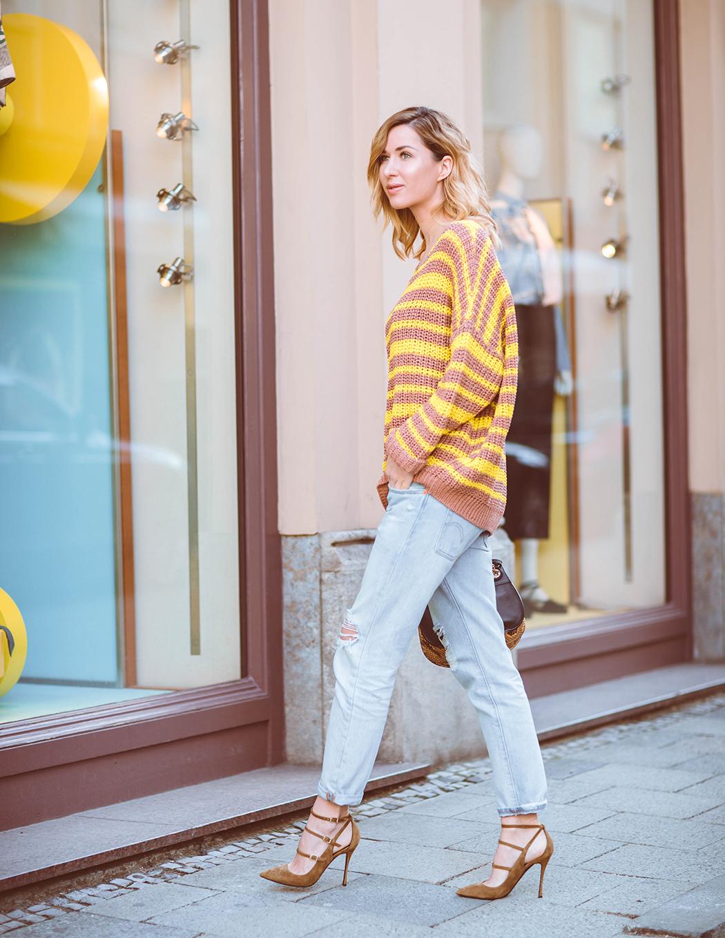 Fashionblog-Fashionblogger-Fashion-Blog-Blogger-Muenchen-Deutschland-American-Vintage-gelb-Lindarella-3-web