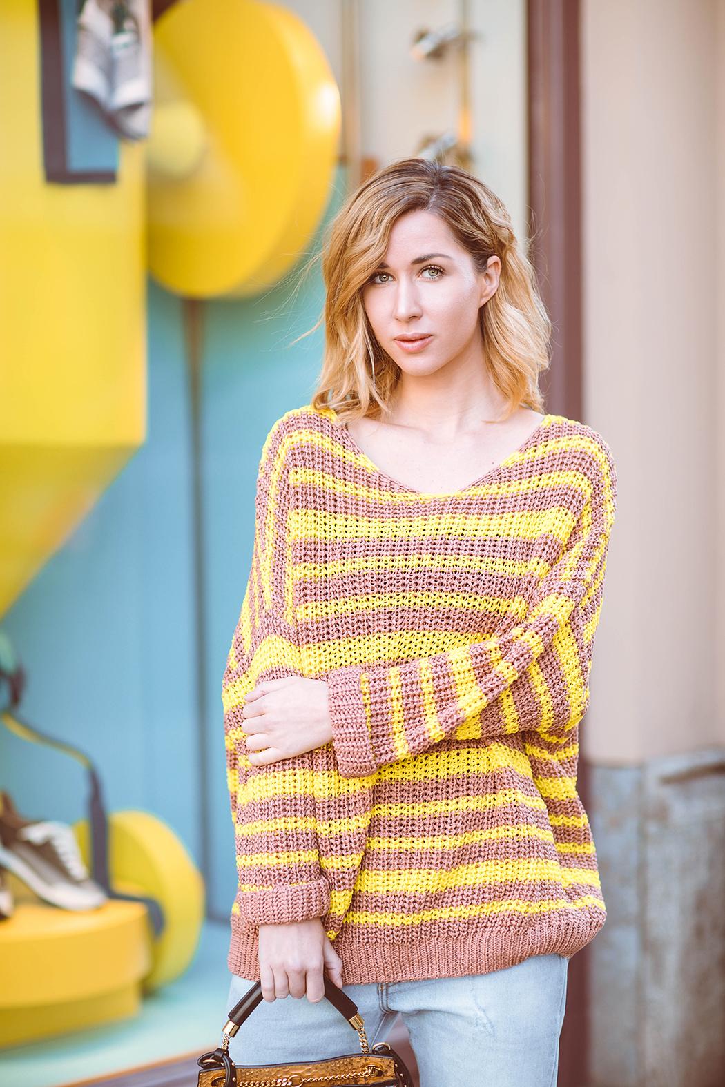 Fashionblog-Fashionblogger-Fashion-Blog-Blogger-Muenchen-Deutschland-American-Vintage-gelb-Lindarella-4-web